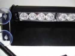 LED FLASH PARE BRISE 8 WATT